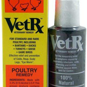 vetRX for chickens